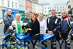 Charity Card<br /> -----------------<br /> The Kerry Rape&amp;Sexual Abuse Centre held a 'Poker run' last Saturday morning, starting at the Imperial hotel, Tralee, and pictured were L-R Carl Heaton, Meg Healy, Graham Borley, Grace O'Donnell, Conny Ovesen, Denis Cahill and John Stack.