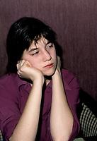 EXCLUSIF - Charlotte Gainsbourg<br />  en entrevue circa 1988