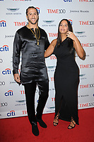 www.acepixs.com<br /> April 25, 2017  New York City<br /> <br /> Colin Kaepernick and Nessa attending the 2017 Time 100 Gala at Jazz at Lincoln Center on April 25, 2017 in New York City.<br /> <br /> Credit: Kristin Callahan/ACE Pictures<br /> <br /> <br /> Tel: 646 769 0430<br /> Email: info@acepixs.com