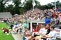 ROLDE - Voetbal, FC Groningen - FC Emmen, voorbereiding seizoen 2018-2019,  21-07-2018,     veel publiek