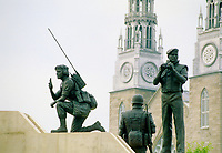 Ottawa<br /> , army sculpture