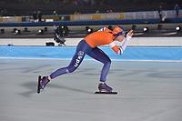 SCHAATSEN: AMSTERDAM: Olympisch Stadion, 09-03-2018, WK Allround, Coolste Baan van Nederland, 3000m Ladies, Annouk van der Weijden (NED), ©foto Martin de Jong