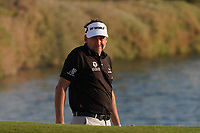 Ian Poulter (ENG) in a bunker on the 7th during the Pro-Am of the Abu Dhabi HSBC Championship 2020 at the Abu Dhabi Golf Club, Abu Dhabi, United Arab Emirates. 15/01/2020<br /> Picture: Golffile | Thos Caffrey<br /> <br /> <br /> All photo usage must carry mandatory copyright credit (© Golffile | Thos Caffrey)