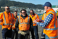 CentrePort photoshoot in Wellington, New Zealand on Monday, 26 August 2019. Photo: Cam Burnell / lintottphoto.co.nz
