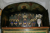 Kiev-Pechersk Lavra,Far caves,Coffin of the Venerable Theodosius,Kiev,Ukraine
