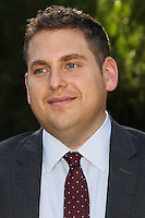 PALM SPRINGS, CA - JANUARY 05: Jonah Hill arriving at Variety's Creative Impact Awards And 10 Directors to Watch Brunch during the 25th Annual Palm Springs International Film Festival held at Parker Palm Springs on January 5, 2014 in Palm Springs, California. (Photo by Xavier Collin/Celebrity Monitor)