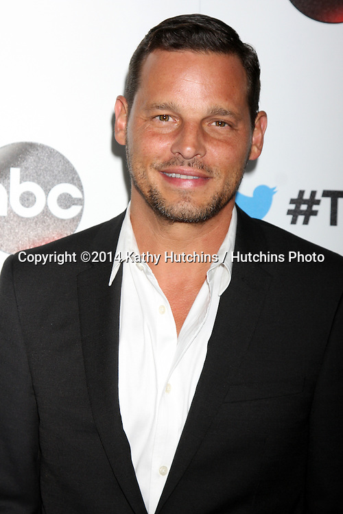 LOS ANGELES - SEP 20:  Justin Chambers at the TGIT Premiere Event for Grey's Anatomy, Scandal, How to Get Away With Murder at Palihouse on September 20, 2014 in West Hollywood, CA