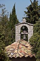 Europe/France/Provence-Alpes-Côte d'Azur/84/Vaucluse/Lubéron/Sivergues: Église Saint-Pierre et Sainte-Marie