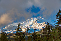 Mount Shasta, Shasta-Trinity National Forest, California
