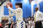 Boswell beats  Denton Braswell 74-31  and Chisholm Trail loss to Denton 38-35 in Region 1 5A girls basketball bi-district playoffs at Byron Nelson High School in Trophy Club on Monday, February 12, 2018. (photo by Khampha Bouaphanh)