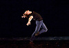 English National Ballet <br /> Emerging Dancer 2015 <br /> at Queen Elizabeth Hall, Southbank, London, Great Britain <br /> 23rd March 2015 <br /> <br /> <br /> <br /> Max Westwell in Swansong <br /> <br /> <br /> <br /> <br /> <br /> Photograph by Elliott Franks <br /> Image licensed to Elliott Franks Photography Services