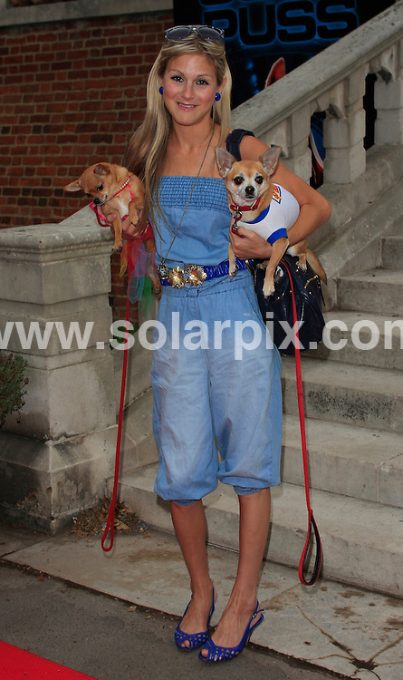 **ALL ROUND PICTURES FROM SOLARPIX.COM**.**WORLDWIDE SYNDICATION RIGHTS**.arrives at the Premiere of Cats and Dogs at the Holland Park Theatre in Kensington, London, UK. 1 August 2010..This pic: Nikki Grahame..JOB REF: 11815 LNJ     DATE: 01_08_2010.**MUST CREDIT SOLARPIX.COM OR DOUBLE FEE WILL BE CHARGED**.**MUST NOTIFY SOLARPIX OF ONLINE USAGE**.**CALL US ON: +34 952 811 768 or LOW RATE FROM UK 0844 617 7637**