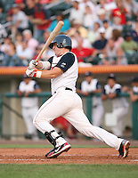 Ty Weeden of the Lowell Spinners, Class-A affiliate of the Boston Red Sox, during the New York-Penn League season.  Photo by:  Mike Janes/Four Seam Images