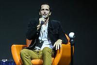 SÃO PAULO,SP, 02.12.2016 - COMIC-CON - Vladimir Brichta durante a Comic Con 2016 no São Paulo Expo na região sul da cidade nesta sexta-feira, 02. (Foto: Vanessa Carvalho/Brazil Photo Press)