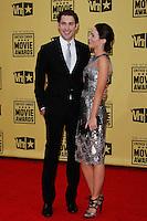 January 15, 2010:  John Krasinski and Emily Blunt arrives at the 15th Annual Critics' Choice Movie Awards held at the Palladium in Los Angeles, California. .Photo by Nina Prommer/Milestone Photo