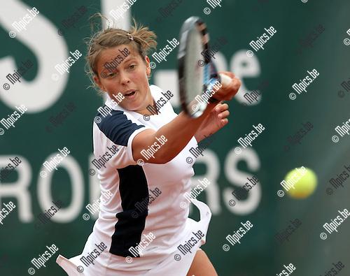 2008-05-24 / Tennis / Nathalie Van den Broeck ..Foto: Maarten Straetemans (SMB)