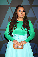 LOS ANGELES - NOV 18:  Ava DuVernay at the 10th Annual Governors Awards at the Ray Dolby Ballroom on November 18, 2018 in Los Angeles, CA