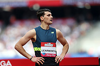 Guy Learmonth of Great Britain after competing in the menís 800 metres during the Muller Anniversary Games at The London Stadium on 9th July 2017