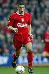Milan Baros of Liverpool