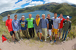The Boys, Cuicocha Crater Lake