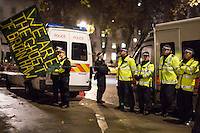 "21.11.2014 - Occupy Democracy: ""Return to Parliament Square"""