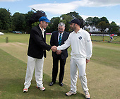 Cricket Scotland - Scotland V Namibia, in this week's 4 day Intercontinental Cup -  - picture by Donald MacLeod - 07.06.2017 - 07702 319 738 - clanmacleod@btinternet.com - www.donald-macleod.com