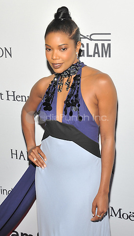 NEW YORK, NY - JUNE 9: Gabrielle Union attends the 7th Annual amfAR Inspiration Gala at Skylight at Moynihan Station on June 9, 2016 in New York City.. Credit: John Palmer / MediaPunch