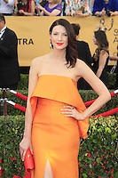Caitriona Balfe at the 2015 Screen Actor Guild Awards at the Shrine Auditorium on January 25, 2015 in Los Angeles, CA David Edwards/DailyCeleb.com 818-249-4998