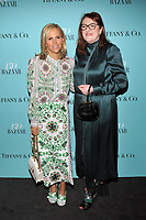 NEW YORK, NY - APRIL 19: Tory Burch and Glenda Bailey at the Harper's Bazaar: 150th Anniversary Party at The Rainbow Room on April 19, 2017 in New York City.<br /> CAP/MPI/PAL<br /> &copy;PAL/MPI/Capital Pictures
