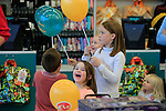 Katie Kely at the opening of the Dealz new store in Lakeland retail Park, Cavan.<br /> <br /> Picture Fran Caffrey /Newsfile