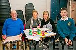 l-r  Tim Lawlor, Ann Lawlor, Ellen Healy and Thomas Healy. enjoying the Mercy Mounthawk Monster Bingo Fundraiser on Sunday