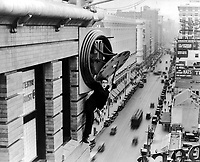 Safety Last! (1923) <br /> Harold Lloyd <br /> *Filmstill - Editorial Use Only*<br /> CAP/MFS<br /> Image supplied by Capital Pictures
