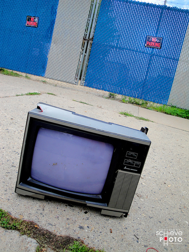 Old TV? Just leave it on the curb.