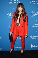 LOS ANGELES, CA - MAY 31: Nadine Crocker at the Premiere Of Paramount Network's 'American Woman' - Arrivals at Chateau Marmont on May 31, 2018 in Los Angeles, California. <br /> CAP/MPI/DE<br /> &copy;DE//MPI/Capital Pictures