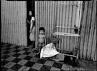 Battambang, Cambodia, December 2006. .TB is endemic in the region, fueled by poverty, malnutrition, inadequate hygiene and the spreading of HIV/AIDS.