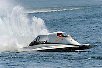 "13-14 June, 2009, APBA Inboards, Walled Lake, Novi, MI. USA.A-7 ""Magic"", 2.5 Litre Mod hydroplane.©F. Peirce Williams 2009 USA.F.Peirce Williams.photography.ref: RAW (.NEF) File Available"