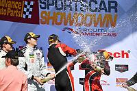 IMSA WeatherTech SportsCar Championship<br /> Advance Auto Parts SportsCar Showdown<br /> Circuit of The Americas, Austin, TX USA<br /> Saturday 6 May 2017<br /> 38, ORECA, ORECA FLM09, PC, James French, Patricio O'Ward<br /> World Copyright: Richard Dole<br /> LAT Images<br /> ref: Digital Image RD_COTA_17345