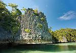 Surangga karst view, Triton Bay, Papua