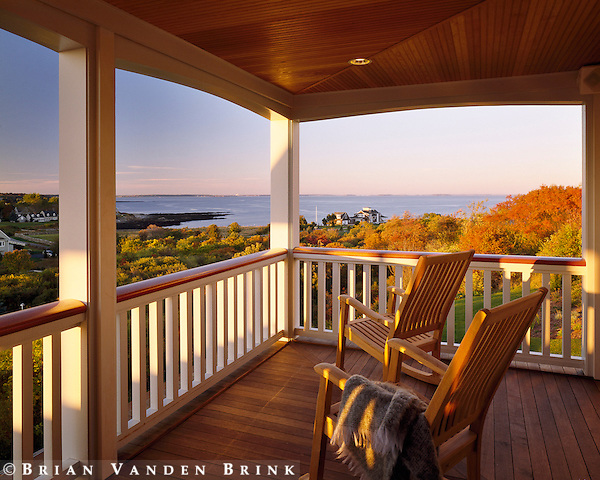 Coastal Maine. Design: Stephen Blatt Architects