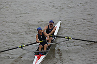 Crew: 262   PTR-HICKLING    Putney Town Rowing Club    Op MasB/C 2- <br /> <br /> Pairs Head 2017<br /> <br /> To purchase this photo, or to see pricing information for Prints and Downloads, click the blue 'Add to Cart' button at the top-right of the page.
