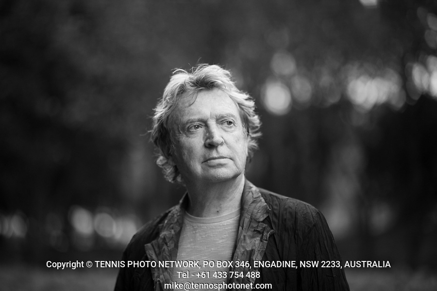 ANDY SUMMERS. FORMER MEMBER OF THE BAND, THE POLICE<br /> <br /> TENNIS - ROLEX SHANGHAI MASTERS - QI ZHONG TENNIS CENTER - MINHANG DISTRICT - SHANGHAI - CHINA - ATP 1000 - 2016  <br /> <br /> <br /> <br /> &copy; TENNIS PHOTO NETWORK