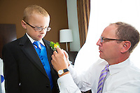 7/28/12 1:18:56 PM - Warminster, PA. -- Andrea & Dan - July 28, 2012 in Warminster, Pennsylvania. -- (Photo by Joe Koren/Cain Images)