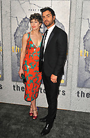 www.acepixs.com<br /> <br /> April 4 2017, LA<br /> <br /> Carrie Coon and Justin Theroux arriving at the premiere of HBO's 'The Leftovers' Season 3 at Avalon Hollywood on April 4, 2017 in Los Angeles, California. <br /> <br /> By Line: Peter West/ACE Pictures<br /> <br /> <br /> ACE Pictures Inc<br /> Tel: 6467670430<br /> Email: info@acepixs.com<br /> www.acepixs.com