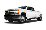 Chevrolet Silverado 3500HD LT Crew DRW Pick-up 2017
