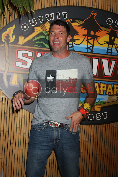 Mike Holloway at the Survivor Season 30 Finale, CBS Radford, Studio City, CA 05-20-15<br /> David Edwards/Newsflash Pictures 818-249-4998