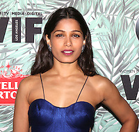 www.acepixs.com<br /> <br /> February 24 2017, LA<br /> <br /> Freida Pinto attending the 10th Annual Women in Film Pre-Oscar Cocktail Party at Nightingale Plaza on February 24, 2017 in Los Angeles, California. <br /> <br /> By Line: Nancy Rivera/ACE Pictures<br /> <br /> <br /> ACE Pictures Inc<br /> Tel: 6467670430<br /> Email: info@acepixs.com<br /> www.acepixs.com