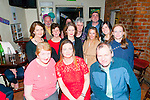 40th Birthday: Marguerite Somers, Finuge celebrating her 40th birthday with family & friends at Brosnan's Bar, Listowel on Saturday night last.