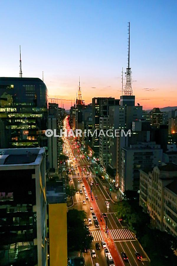 Mirante do Sesc, Avenida Paulista, Sao Paulo. 2018. foto de Juca Martins.