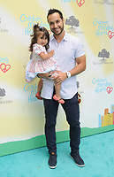 11 June 2017 - Los Angeles, California - Jaylen Moore. Children Mending Hearts' 9th Annual Empathy Rocks held at Private Residence in Los Angeles. Photo Credit: Birdie Thompson/AdMedia