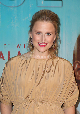LOS ANGELES, CA - JANUARY 10: Mamie Gummer, at the Los Angeles Premiere of HBO's True Detective Season 3 at the Directors Guild Of America in Los Angeles, California on January 10, 2019. Credit: Faye Sadou/MediaPunch